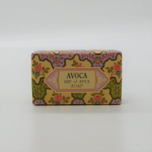 Hint of Spice Soap Bar by Avoca