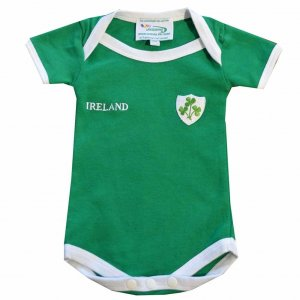 lansdowne-sports-official-collection-emerald-green-shamrock-baby-vest-